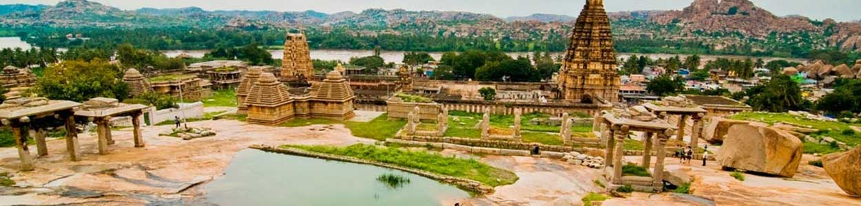 Hambi Tour Packages,South India Family Tour Packages